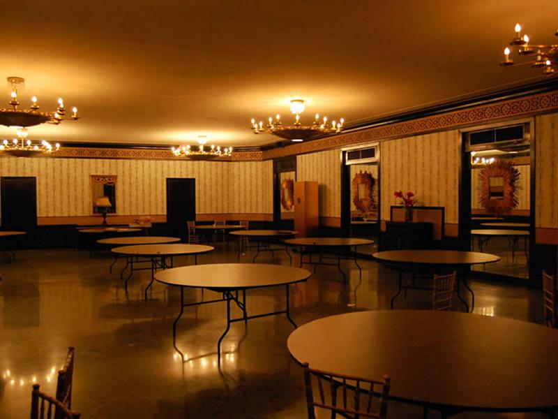 Oriental Room - Statler City Ice Ball
